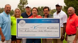 2011 - The 11th Annual ESPY Celebrity Golf Classic