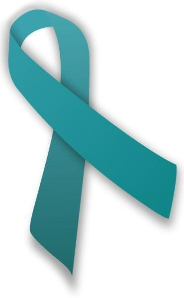 is cervical cancer awareness month according to the national cancer    Vaginal Cancer Ribbon