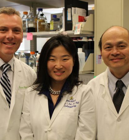 Richard Roden, Ph.D., Sara Pai, M.D., Ph.D., TC Wu, M.D., Ph.D.
